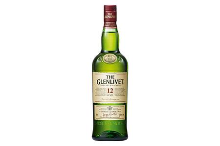 Glenlivet 12 Year Old Single Malt Scotch Whisky