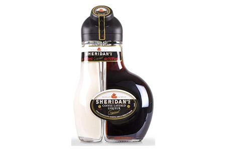 Sheridan Liqueur Black & White